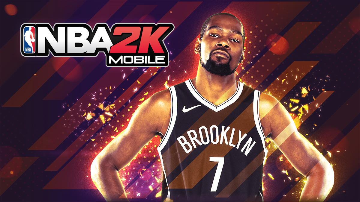 Kevin Durant Is Now The Face of 'NBA 2K Mobile' After Inking Deal With 2K