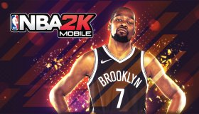 Kevin Durant x NBA 2K Mobile
