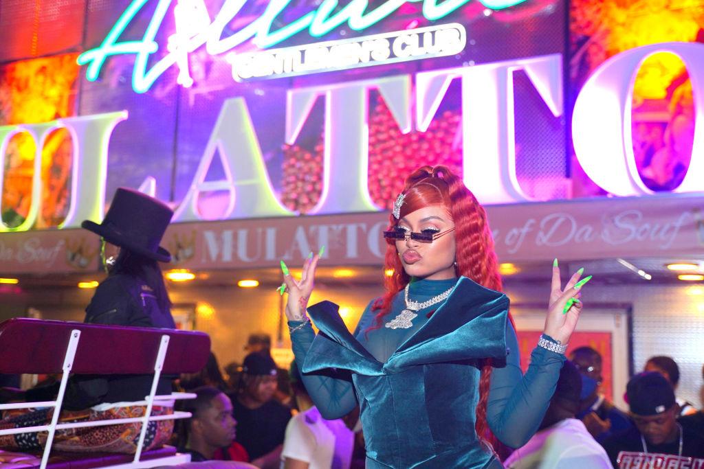 "Mulatto ""Queen Of Da Douf"" Album Release Party"