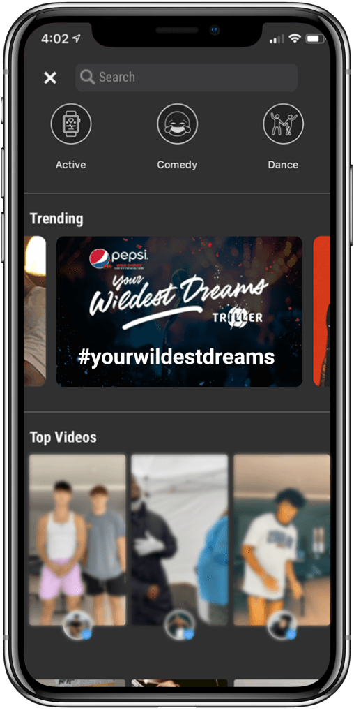 "Pepsi ""Your Wildest Dreams"""