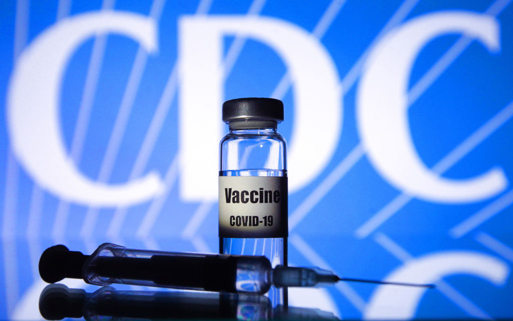 CDC Says Healthcare Workers & Nursing Homes Should Get Vaccine 1st
