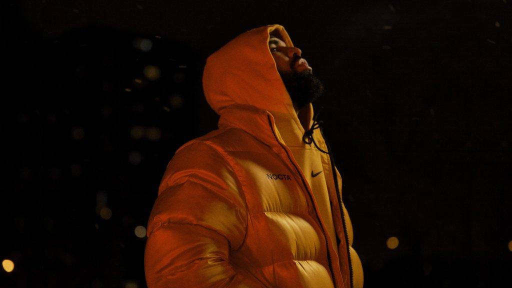 Drake Nike NOCTA