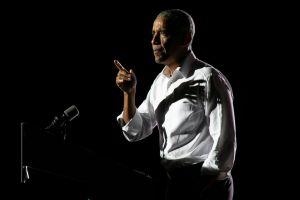 Barack Obama Biden rally