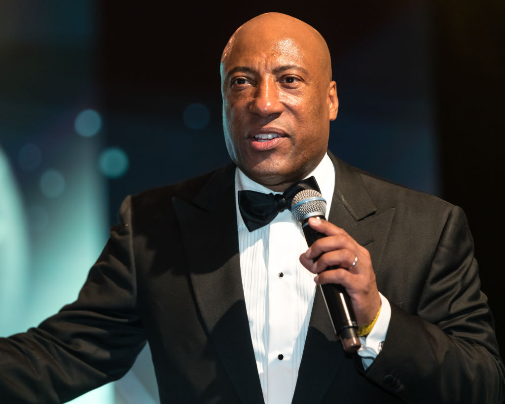 Byron Allen Announces The Grio.TV Is Launching MLK Weekend