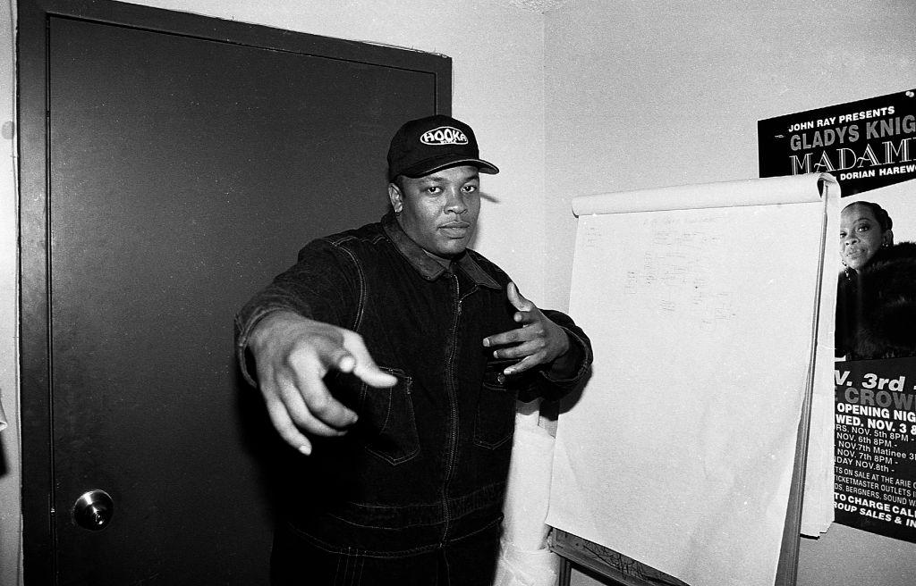 Dr. Dre Live In Concert