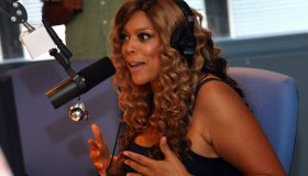 Scott M. Stringer Surprises Wendy Williams With Commemorative Day