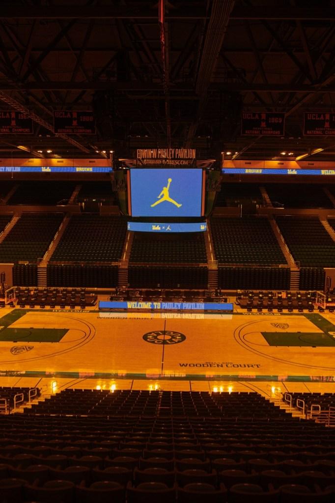 Jordan Brand x Nike x UCLA