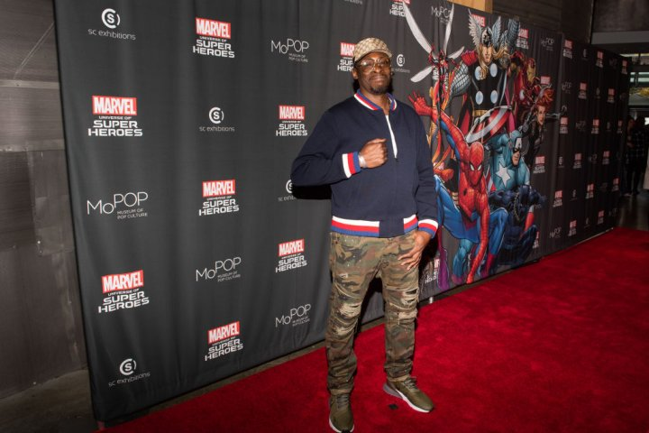 Marvel: Universe of Super Heroes Opening Party