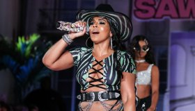 Ashanti x Pretty Little Things show