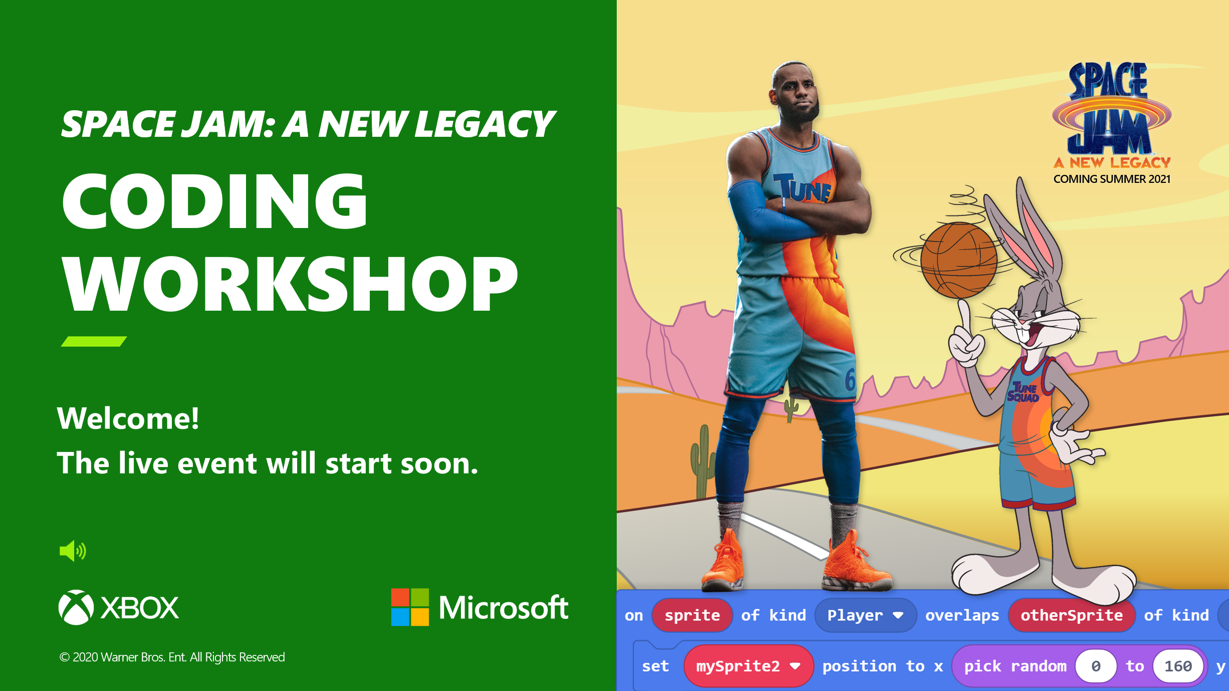 LeBron James & Xbox Are Teaming Up To Help Teach Kids Coding