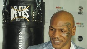 Battle of Destination III, The Revange Campaign Press Conference Wity Mike Tyson