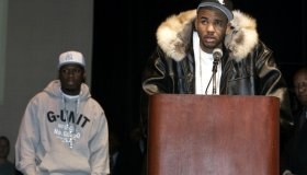 50 Cent and The Game Press Conference