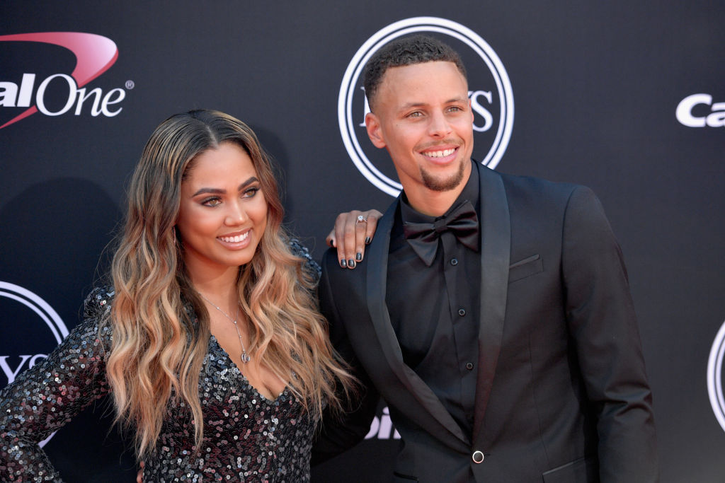 Steph & Ayesha Curry Will Donate Thousands of Books To Oakland Schools