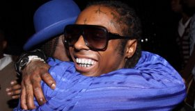 Cash Money Pre-Grammy Party Honoring Lil Wayne
