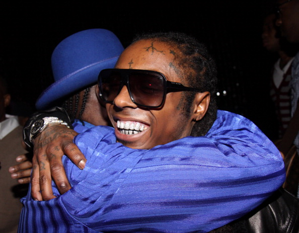 Cash Money Pre-Grammy Party Honoring Lil Wayne