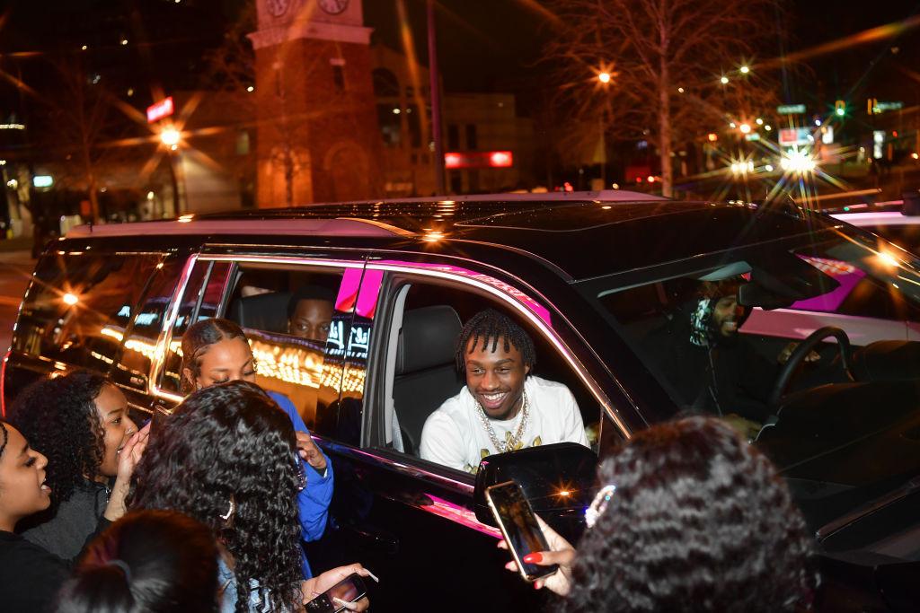 Lil TJay Concert In Concert - Atlanta, GA