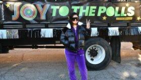 Mulatto Joy To The Polls Pop Up Concert