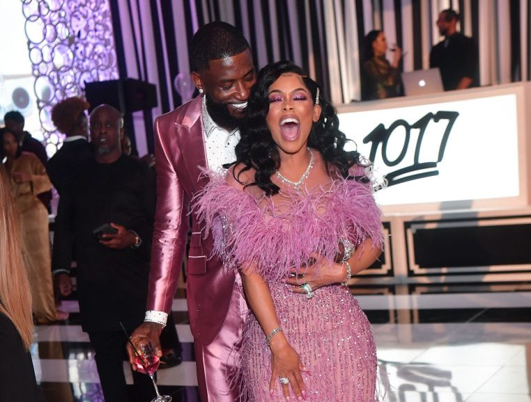 Gucci Mane Gifted With $2.5 Million Cuban Link Jewelry Set By Wife
