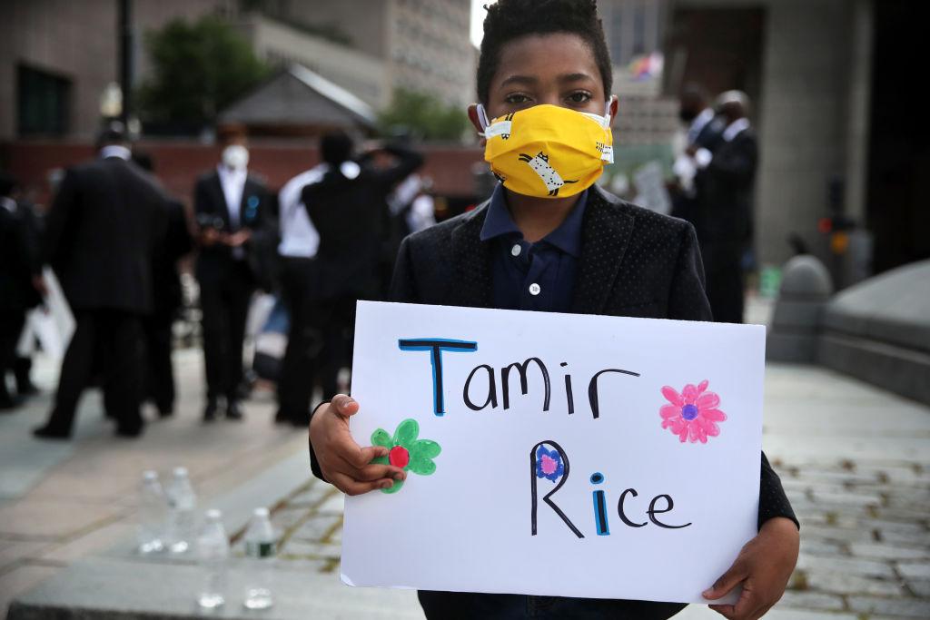 Trump's DOJ Clears Officers In Killing of 12-Year Old Tamir Rice