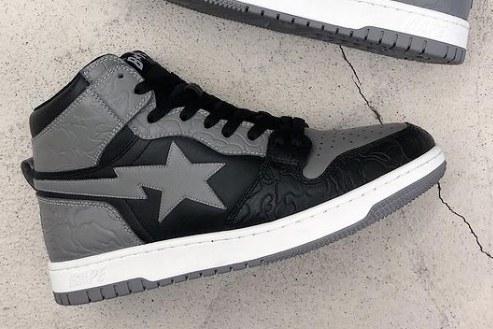 "Bandooloo?: BAPE's ""New"" COURT STA Silhouettes Look Mighty Familiar"