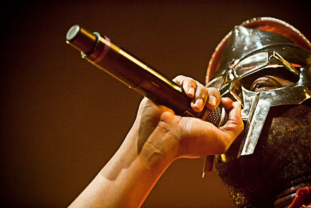 The American rapper Daniel Dumile is better known by one of his many aliases: King Geedorah