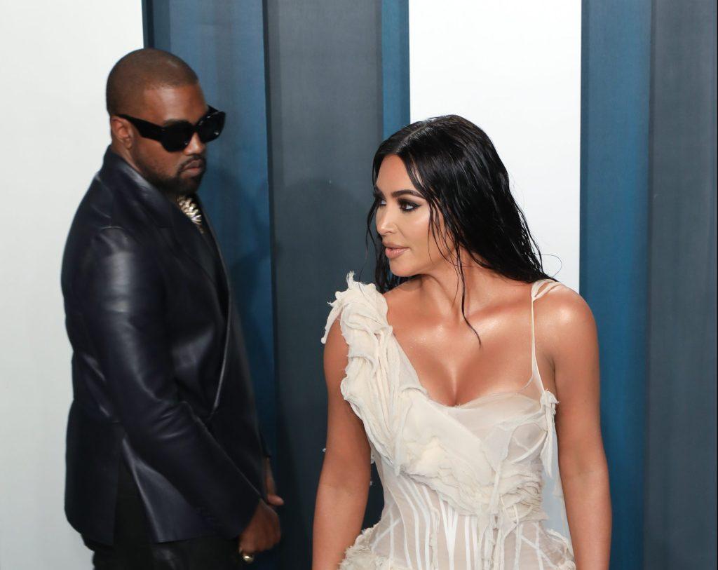 <div>Kanye West & Kim Kardashian Are Basically Separated, But Won't Divorce?</div>