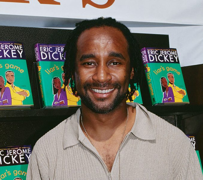 New York Time's Best-Selling Author Eric Jerome Dickey Dead At 59