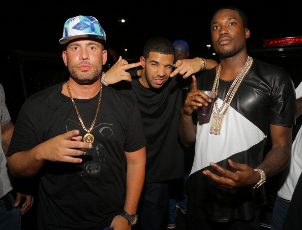 <div>Beef to Besties: Drake & Meek Mill Reportedly Shooting A Music In The Bahamas</div>