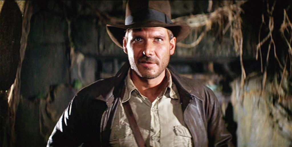 Indiana Jones and the Raiders of the Lost Ark...