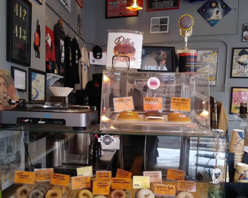 Dilla's Delights Doughnut Shop Closed In Detroit