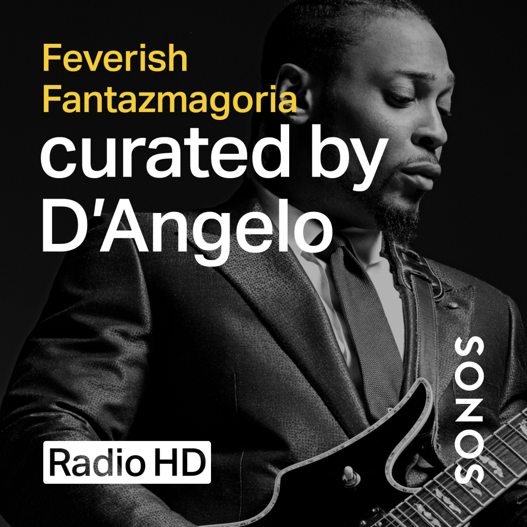 D'Angelo, FKA twigs Coming to Sonos Radio HD