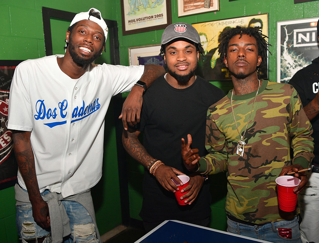Twitter Is Giving Atlanta Hip-Hop Trio Travis Porter Their Flowers