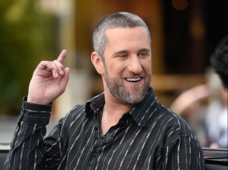 Dustin Diamond aka Screech From Saved By The Bell Battling Stage 4 Cancer