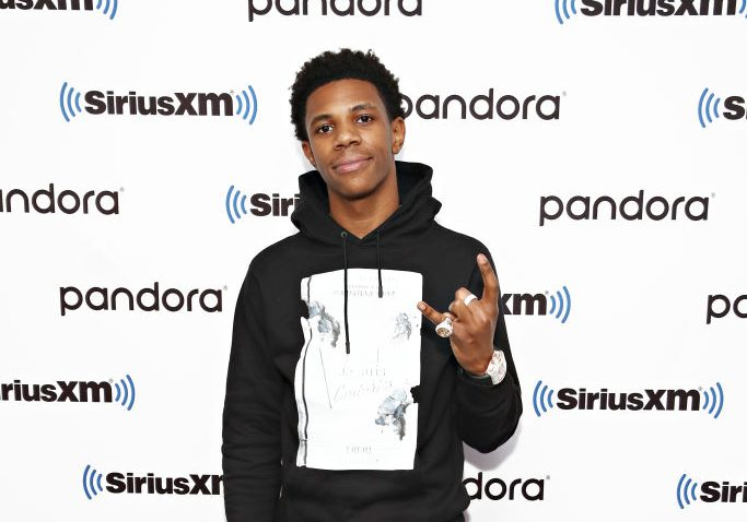Celebrities Visit SiriusXM - February 14, 2020