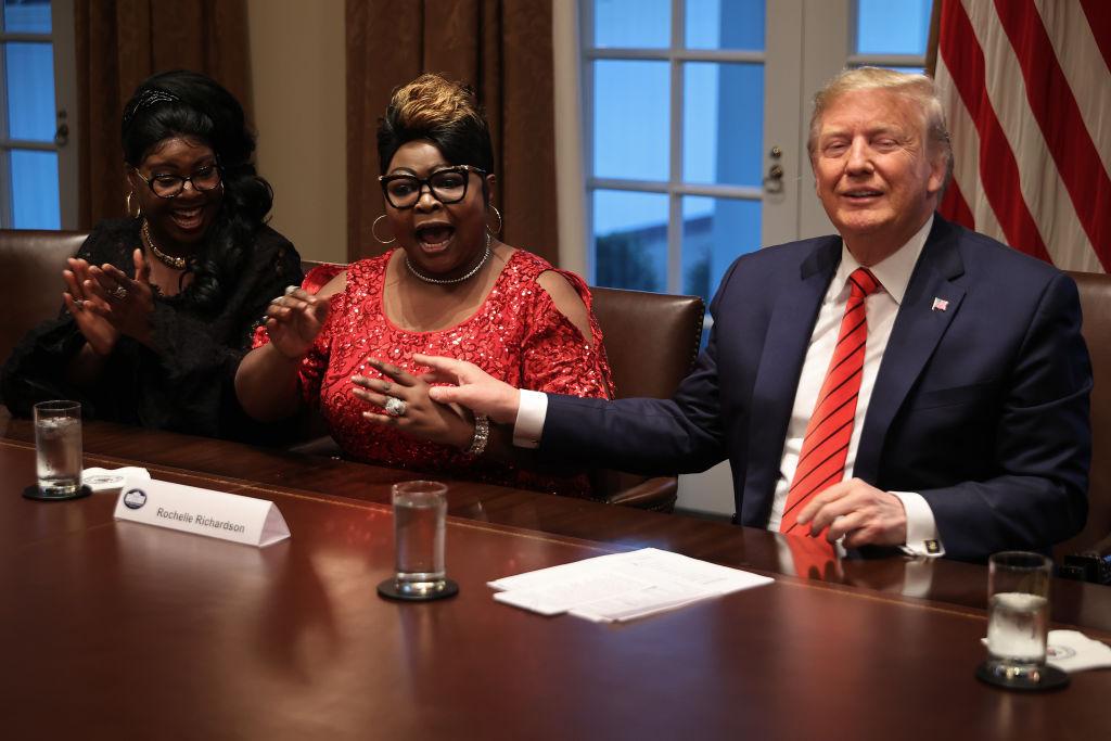 Diamond & Silk Convinced Donald Trump To Pardon Kwame Kilpatrick