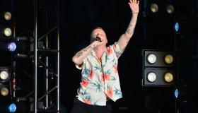 Macklemore performs at Universal Studio Florida