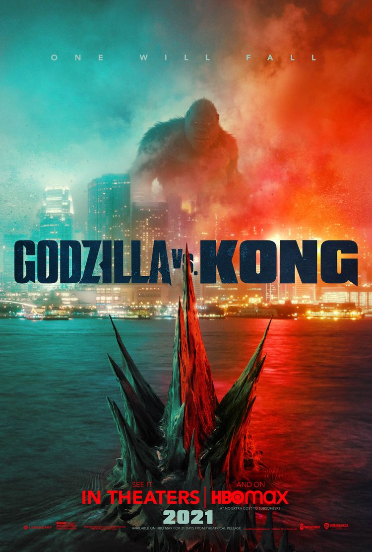 New 'Godzilla vs. Kong' Poster Hints One of The Titans Will Die