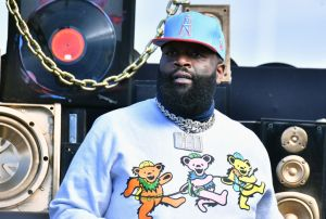 Rick Ross x Joy To The Polls Pop-Up Performance