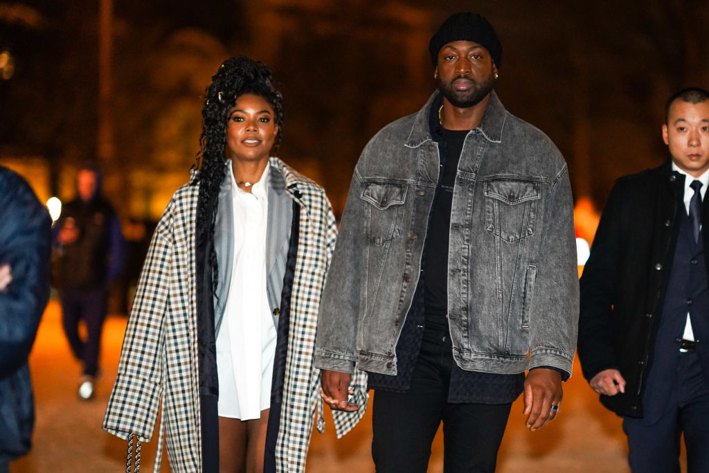 Dwyane Wade Floats Idea of Starting An OnlyFans Page With Gabrielle Union