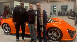 Master P Reviews x Trion Supercars