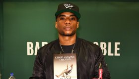 Charlamagne Tha God Signs Copies Of His New Book 'Black Privilege: Opportunity Comes To Those Who Create It'