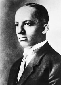 Historian Carter G. Woodson