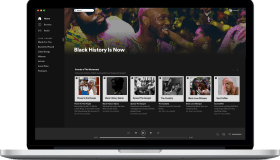 Spotify Black History Is Now