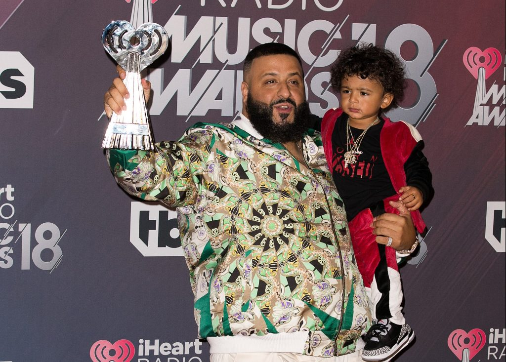 2018 iHeartRadio Music Awards - Press Room