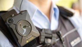 Bodycam at police