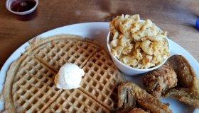 Waffles Chicken