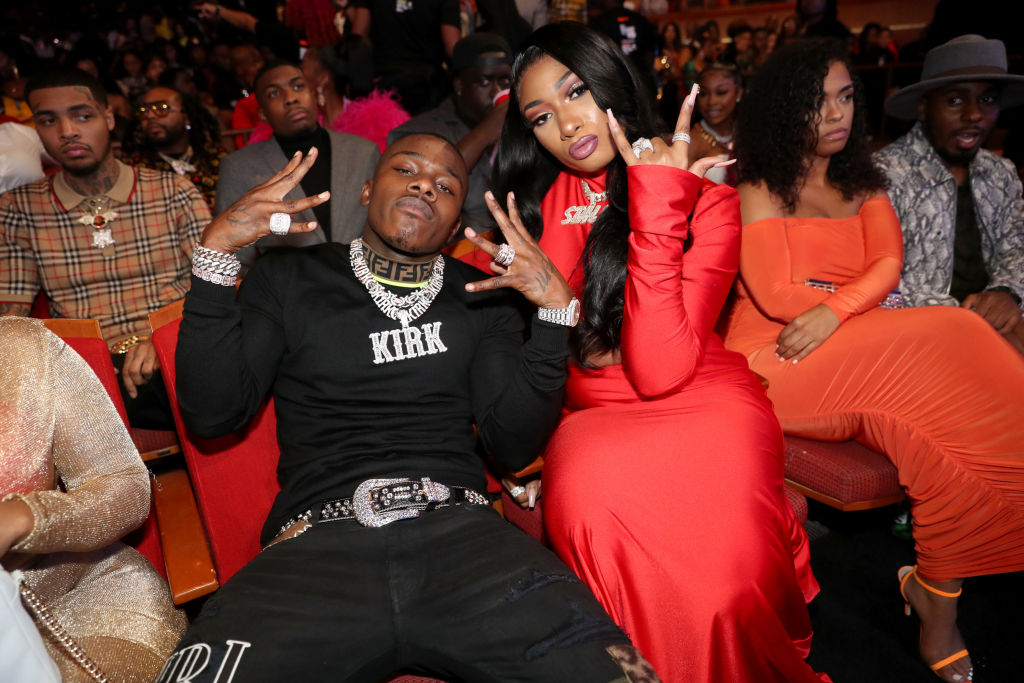 """Megan Thee Stallion & DaBaby Reimagined As Toys In """"Cry Baby"""" Music Video"""