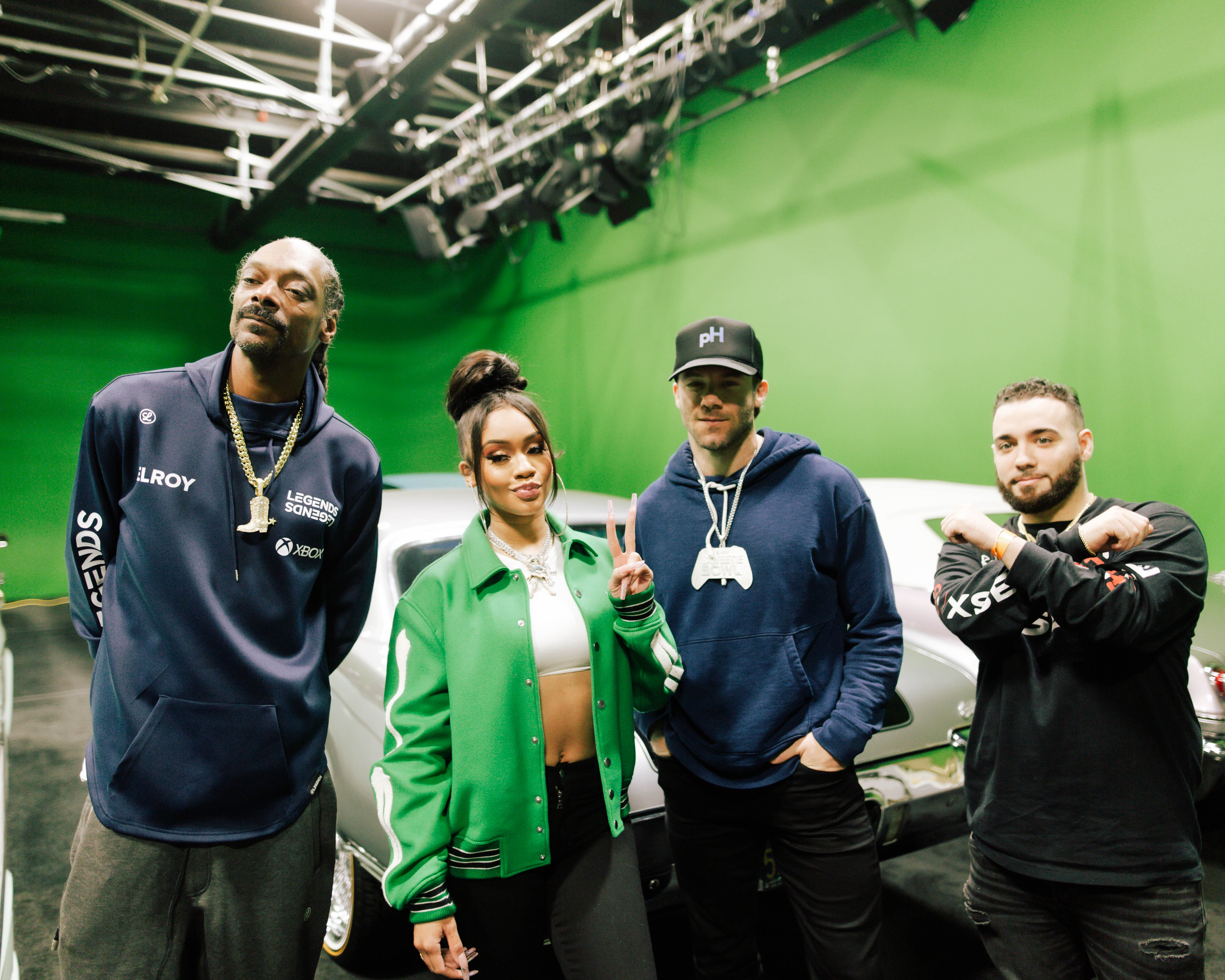 Saweetie & Xbox Team Up For Inaugural Saweetie Bowl Gaming Competition