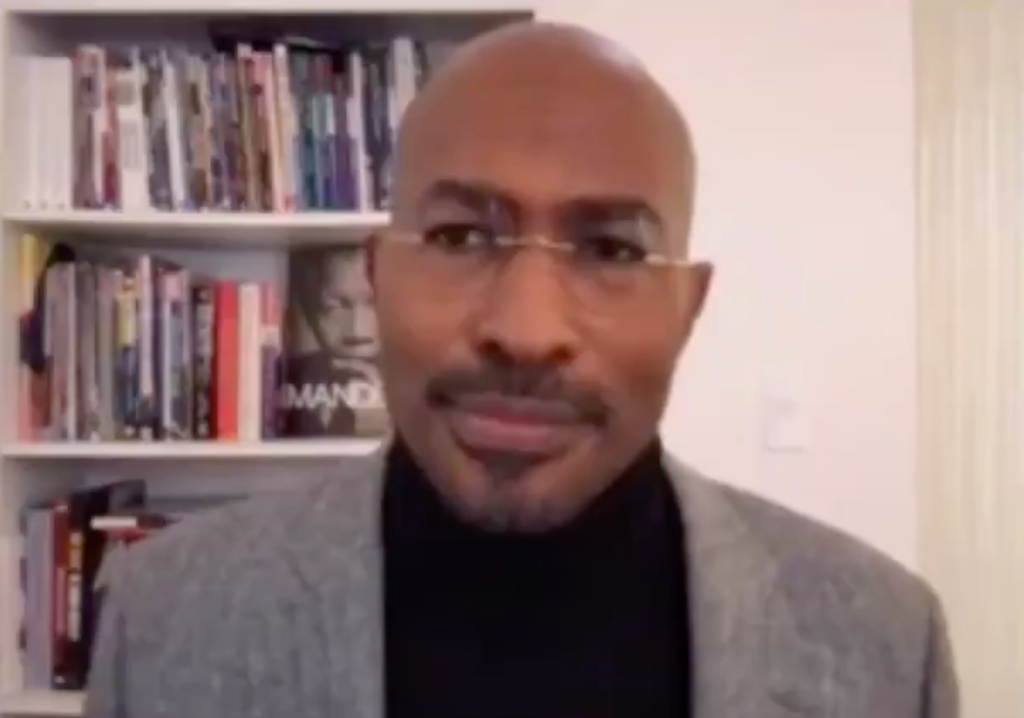 Van Jones on The View