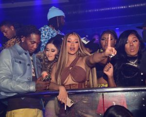 Offset Birthday Celebration